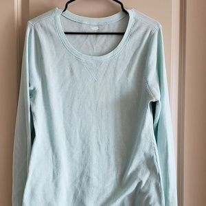 Old Navy Tops - Old Navy long sleeve waffle knit shirt size XL